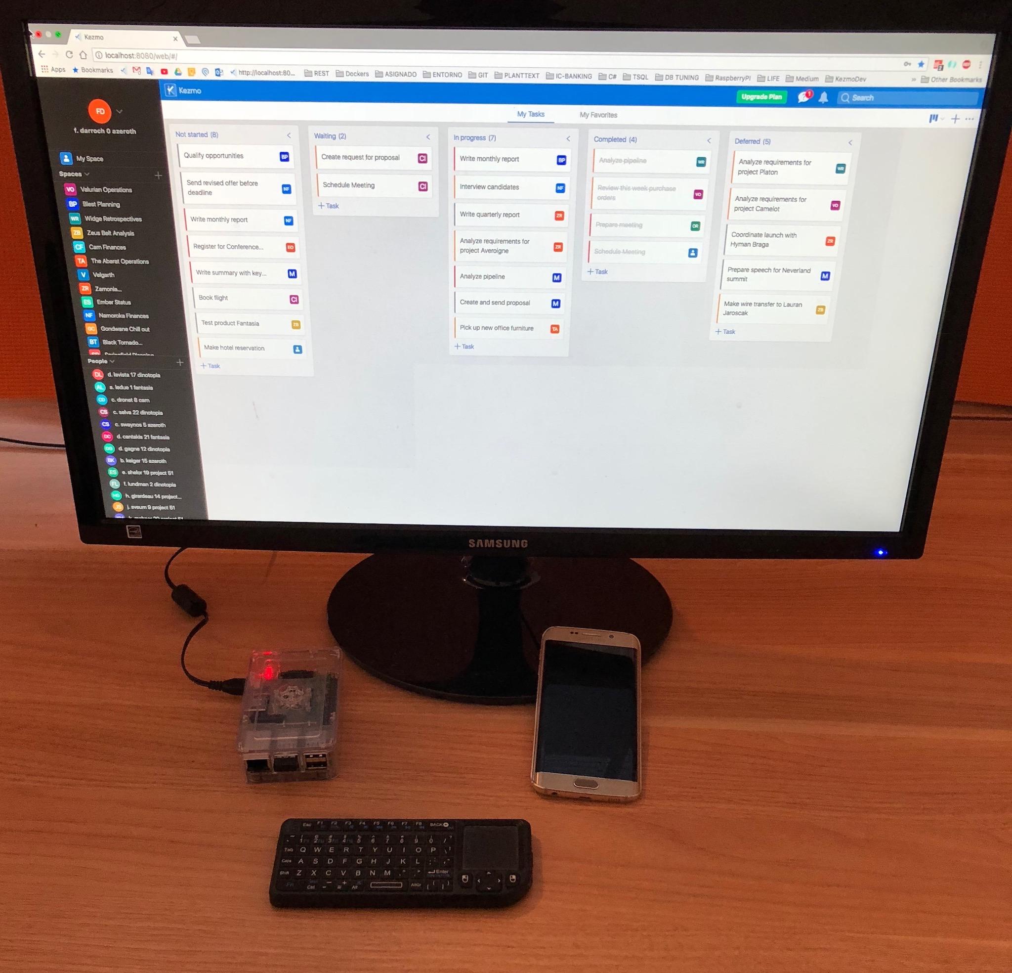 A slack alternative that runs on a Raspberry Pi | OrangeLoops