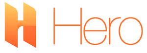 Hero iOS logo