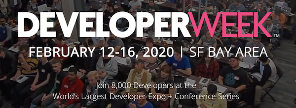 DeveloperWeek header