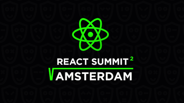 React Summit Amsterdam