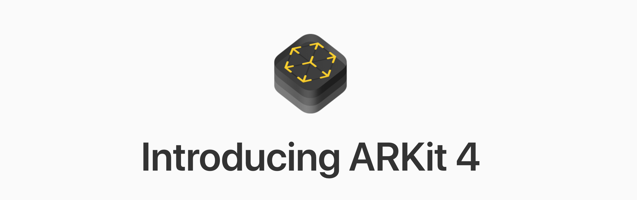 Apple ARKit 4