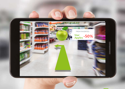 AR in retail