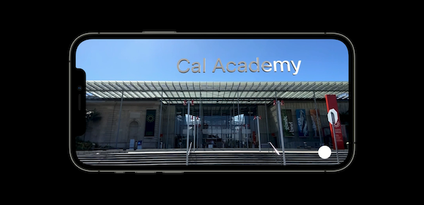 Location anchors ARKit 5