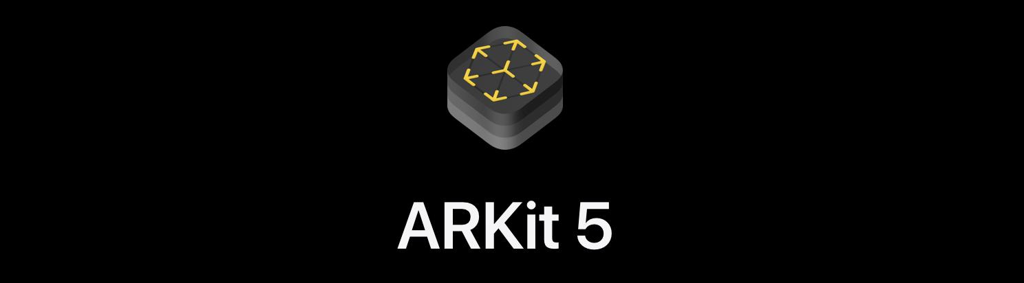 ARKit 5 logo